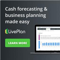 Liveplan cashflow cta