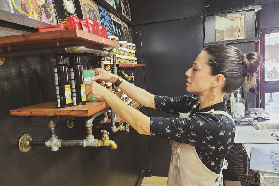 With a bold vision for her barbershop and several changes in mind, Kristen was looking for a better way to organize and implement her ideas.