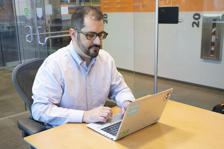 Mauricio Rodriguez, founder/owner of FletNet