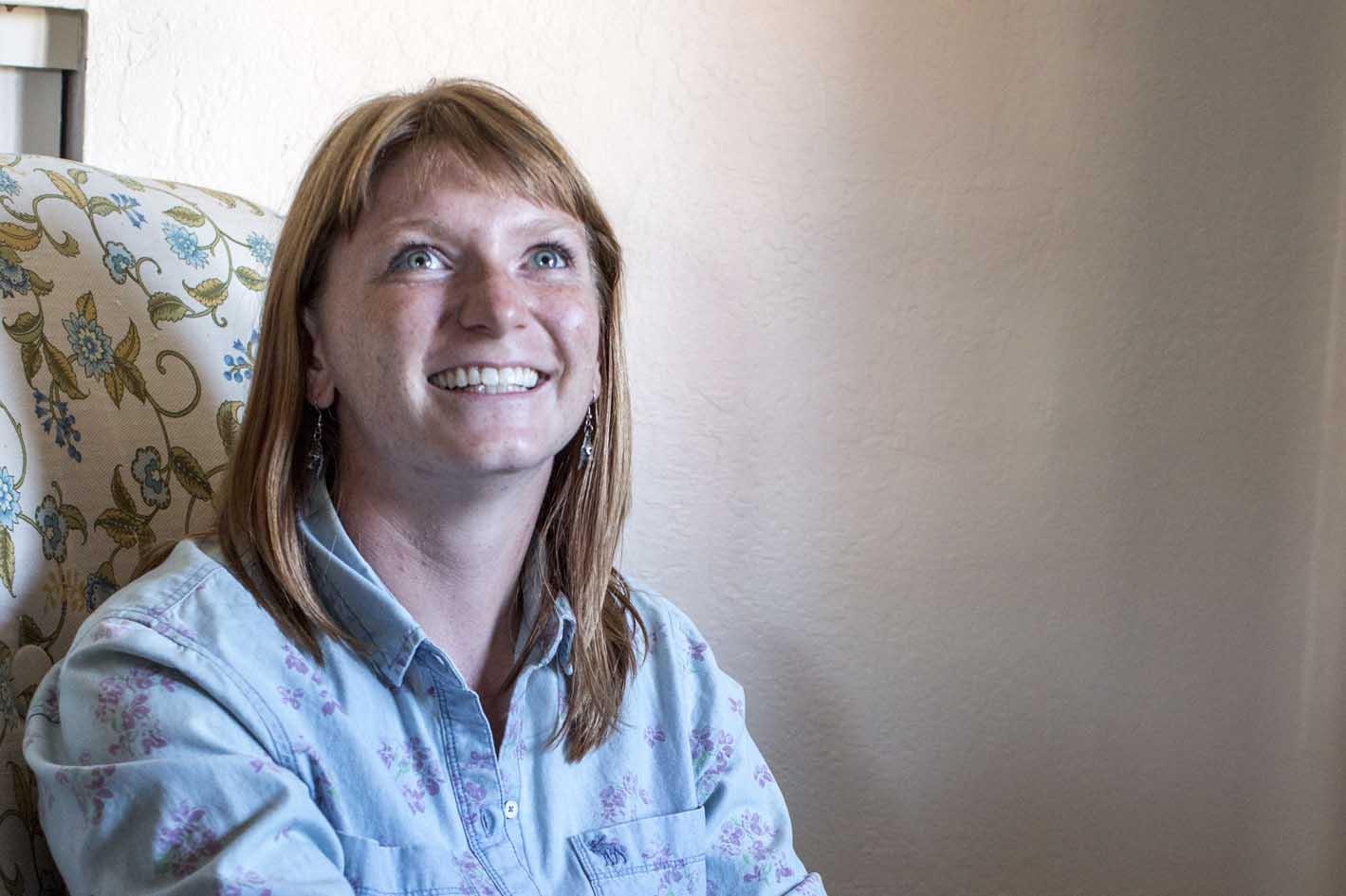 Image of Allison Reitz, founder of Good Elephant