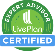 Expert Advisor LivePlan Certified